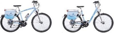 Foto zu Meldung: Bequemes Radfahren mit sicheren E-Bikes