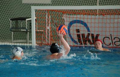 Foto zu Meldung: Wasserball Nachwuchsturnier und Saisoneröffnung