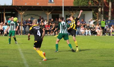 Foto zu Meldung: Völschow gewinnt Derby