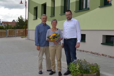 """Foto zu Meldung: 25-jährige Leitungstätigkeit im Kindergarten """"Haus der Entdecker"""" Kaltennordheim"""