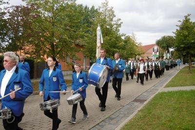 Foto zur Meldung: Heimat-,Vereins- und Schützenfest OT Frose 2016