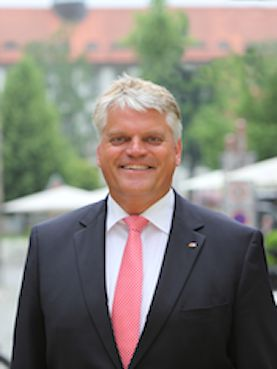 Vorschaubild zur Meldung: Markus Grübel, MdB hält Vinzenzirede 2016