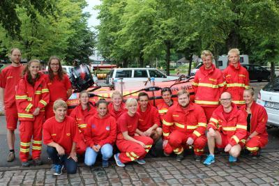 Foto zur Meldung: Wachdienst an der Ostsee: Rettungsschwimmer sind startklar