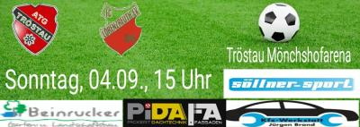 Foto zur Meldung: ATG I vs. FC Lorenzreuth II