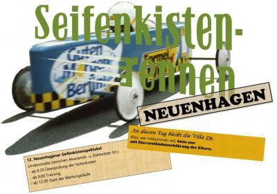 Foto zur Meldung: Seifenkistenrennen Neuenhagen am 17.09
