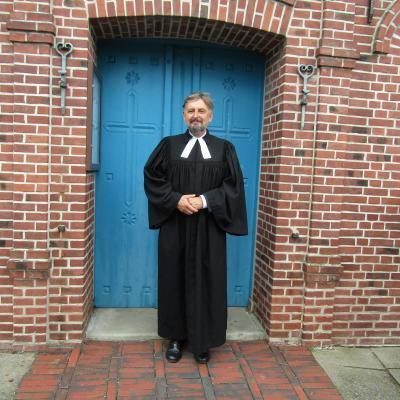 Foto zu Meldung: Pastor Rosenau in Tating begrüßt