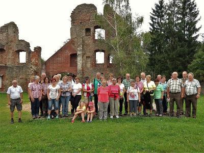 Foto zu Meldung: Herbstwanderung durch den Vorderen Bayerischen Wald