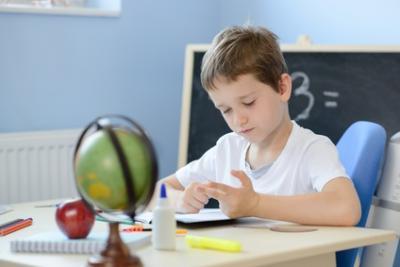 Vorschaubild zur Meldung: Hausaufgaben und Eigenverantwortung