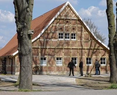 Vorschaubild zur Meldung: Eröffnung des Heimathauses Geeste