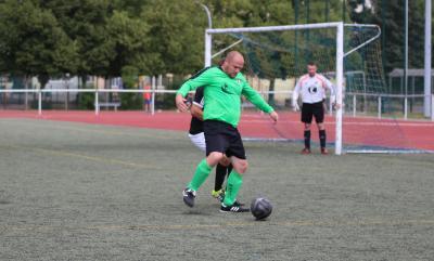Foto zu Meldung: Altkreisderby im Stadion