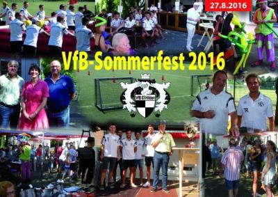 Foto zur Meldung: Das Sommerfest 2016