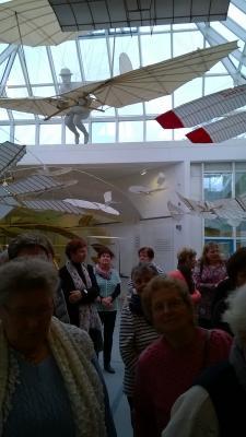 Foto zur Meldung: Regionalbildungsfahrt am 12.10.16 nach Anklam und Zinzow