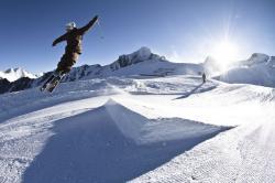 Foto zur Meldung: Der Berg ruft - Anmeldung zum Skilager