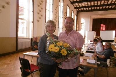 Foto zur Meldung: Berufung der Bürgermeisterin
