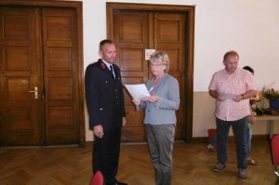 Foto zur Meldung: Berufung Stadtwehrleiter