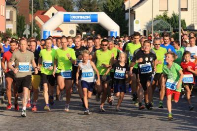 Foto zur Meldung: Teilnehmerzahl beim 6. RWK-Firmenlauf in Lauchhammer weiter gestiegen