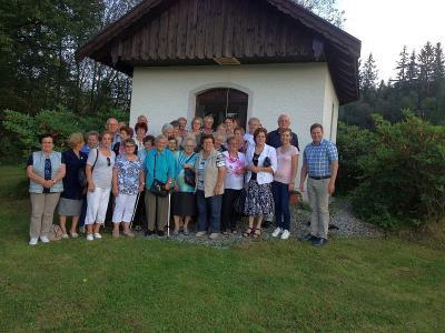 Foto zur Meldung: Die Senioren reisten nach Lam