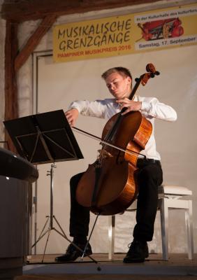 Foto zu Meldung: 1. Pampiner Musikpreis geht nach Parchim