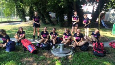 Foto zu Meldung: Schwerer Start für die Erwachsenenmannschaften