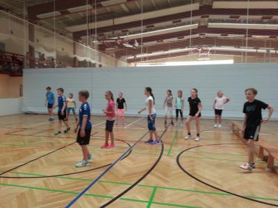 Foto zur Meldung: Spiel- und Sportfest an der Regionalen Schule Crivitz