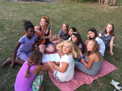 Foto zur Meldung: Chorcamp