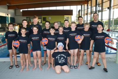 Foto zu Meldung: Wasserball Autoglas Görlitz GmbH unterstützt unseren Nachwuchs