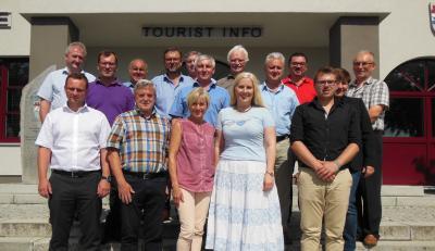 Vorschaubild zur Meldung: ILE Donau-Wald gründet Verein