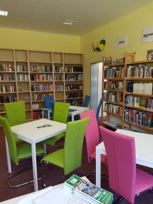 Foto zu Meldung: Bibliotheksfest