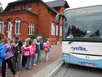 Foto zur Meldung: Busschule 2016