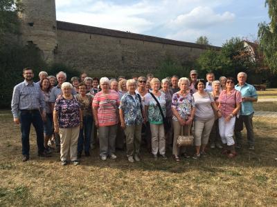Vorschaubild zur Meldung: Seniorenausflug nach Rothenburg ob der Tauber