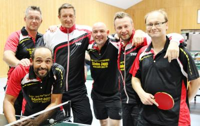 Foto zur Meldung: Tischtennis-Saisonstart im SV Schmalensee