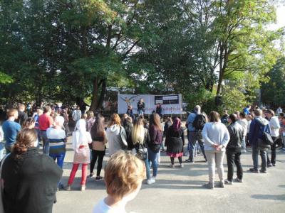 Foto zur Meldung: Sommerfest 2016: Fröhlich und bunt!