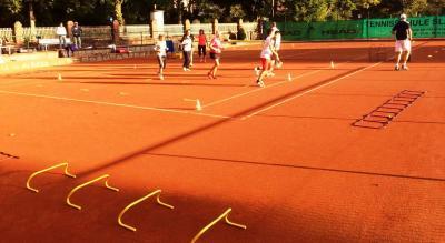 Vorschaubild zur Meldung: Cardio-Tennis geht in die Winterrunde