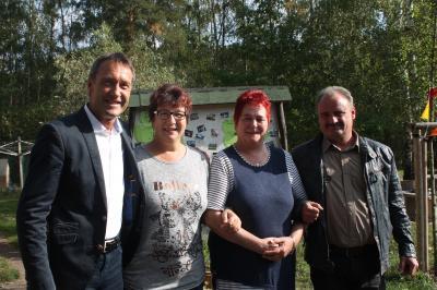Foto zu Meldung: Schipkauer TickTack-Kindertagesbetreuung feiert 10-jähriges Jubiläum