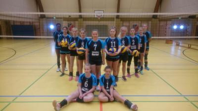 Foto zu Meldung: Volleyball - Jugend U18w Spieltag