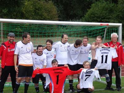 Foto zur Meldung: Fußballturnier für Menschen mit Handicap in Bad Friedrichshall
