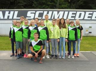 Foto zur Meldung: RWS -Cup in Schmiedeberg