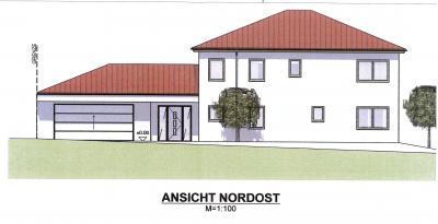 Foto zu Meldung: Aktuelle Baustelle in 97520 Röthlein, An der Tränke 17 (C)