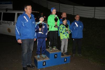 Pokalgewinner:Richard Robus K17, Eric Stolz K35, Janne Büchner K10