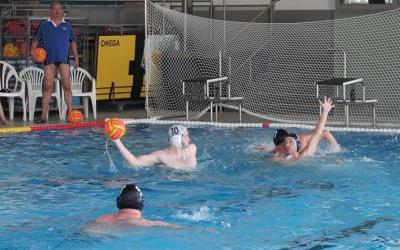 Foto zu Meldung: Wasserball Bezirkspokal
