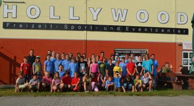 Foto zur Meldung: Feuerwehrcamp der Jugendfeuerwehren unserer Stadt erstmals in der Berg-Grundschule