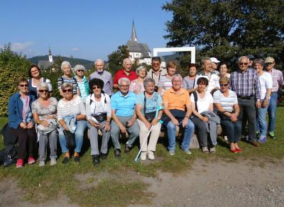 Vorschaubild zur Meldung: Herbstreise nach Millstatt am See 2016