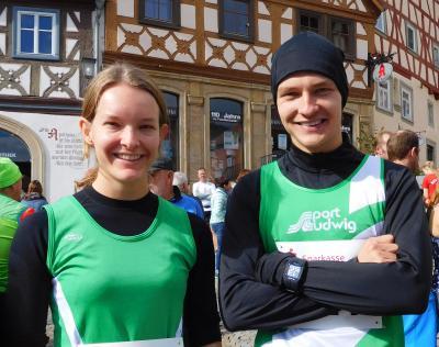 Foto zur Meldung: Abt-Degen-Lauf Zeil