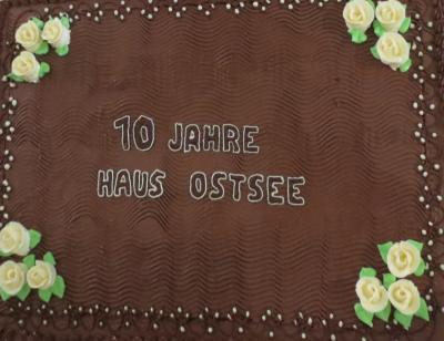 Foto zu Meldung: 10 Jahre Haus Ostsee
