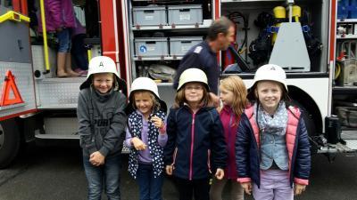 Foto zur Meldung: Feuerwehrübungstag am 11.10.2016