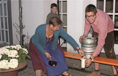 Foto zu Meldung: 2. Urbarer Klosterwiesn -Ein voller Erfolg