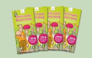 Foto zu Meldung: Das Bürgerbüro informiert: Familienpass Brandenburg 2016/2017