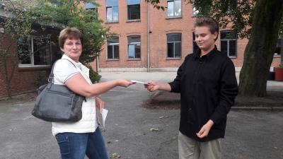 Foto zur Meldung: Der Außenseiter - unser neuer Schülerkiosk in der Außenstelle