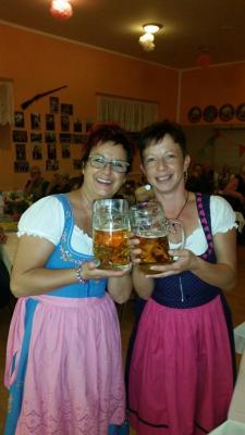 Vorschaubild zur Meldung: Oktoberfest im Schützenhaus
