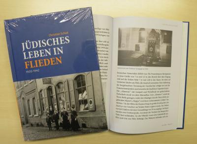 Vorschaubild zur Meldung: Jüdisches Leben in Flieden 1920 – 1942 von Christian Schad